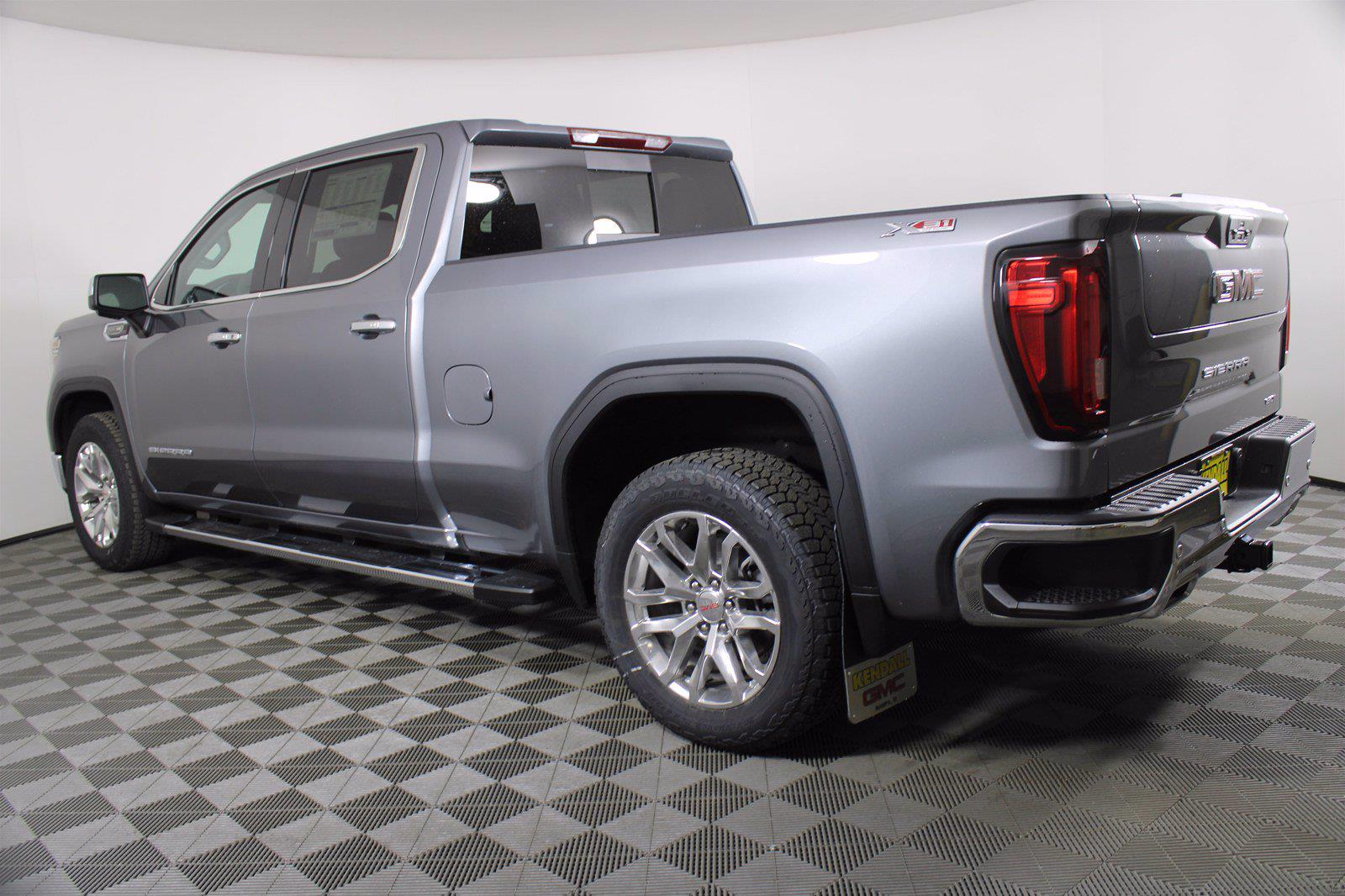 2021 GMC Sierra 1500 Crew Cab 4x4, Pickup #D410592 - photo 2