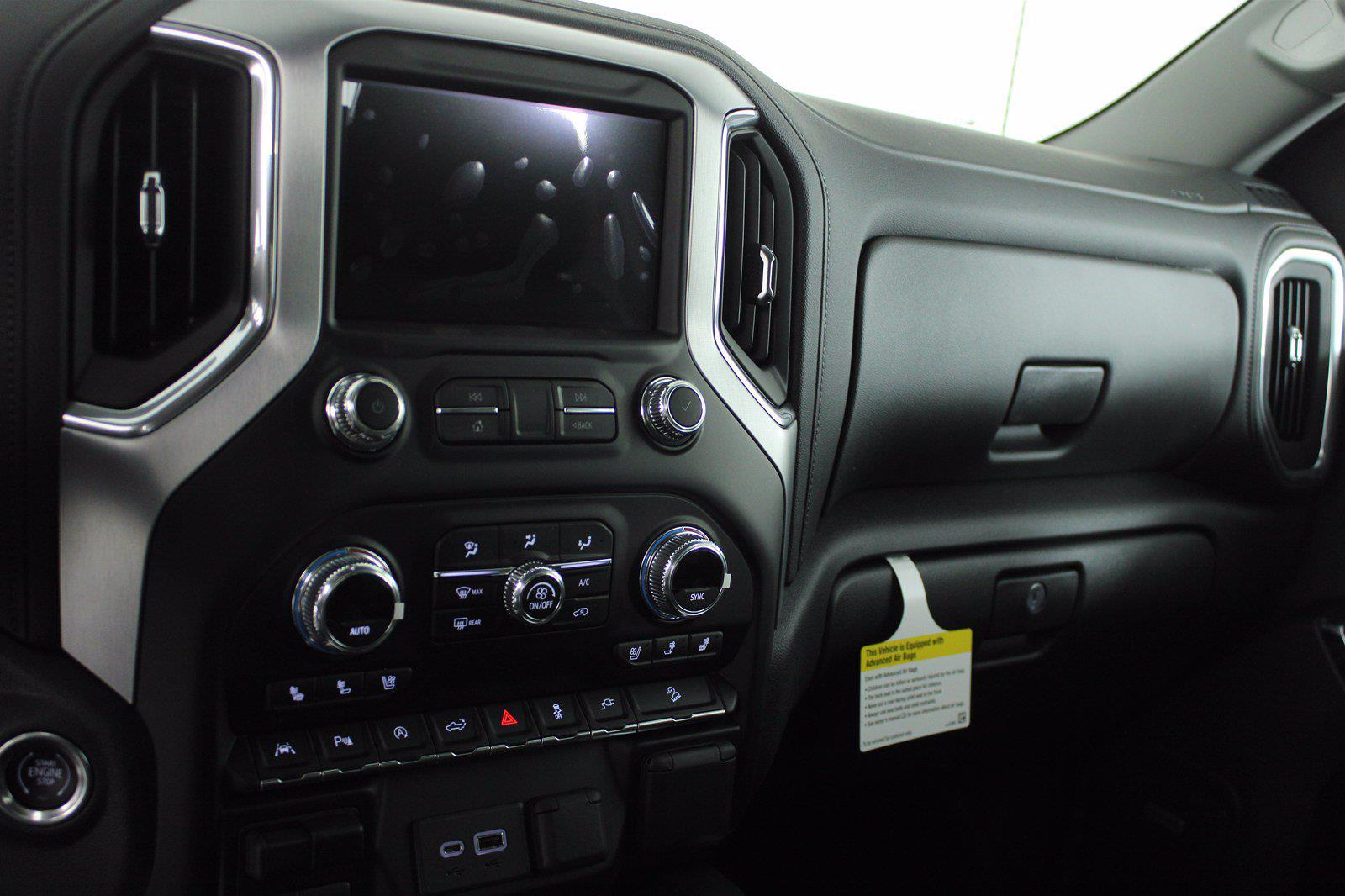 2021 GMC Sierra 1500 Crew Cab 4x4, Pickup #D410592 - photo 11