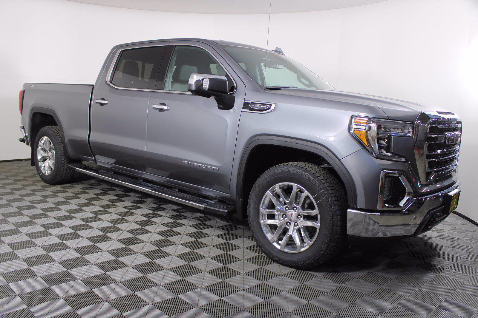 2021 GMC Sierra 1500 Crew Cab 4x4, Pickup #D410592 - photo 3