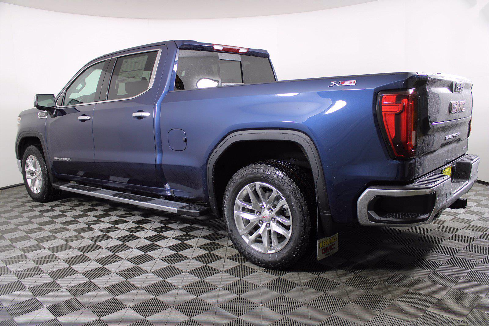 2021 GMC Sierra 1500 Crew Cab 4x4, Pickup #D410593 - photo 1