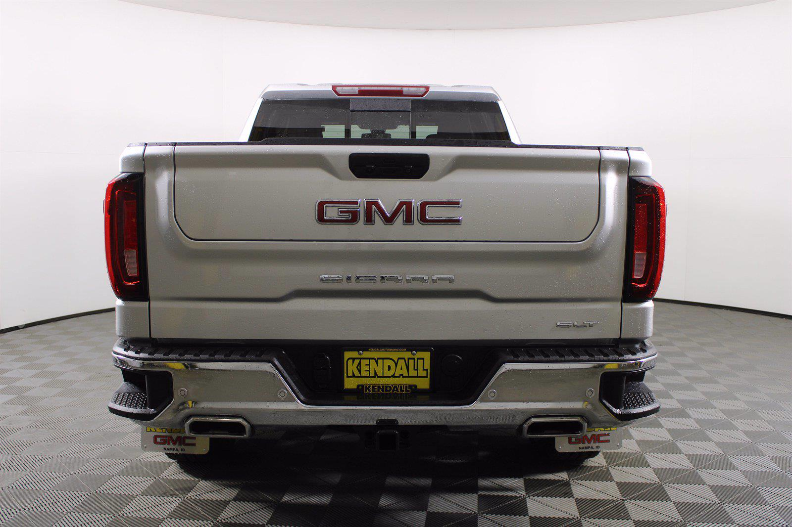 2021 GMC Sierra 1500 Crew Cab 4x4, Pickup #D410594 - photo 8