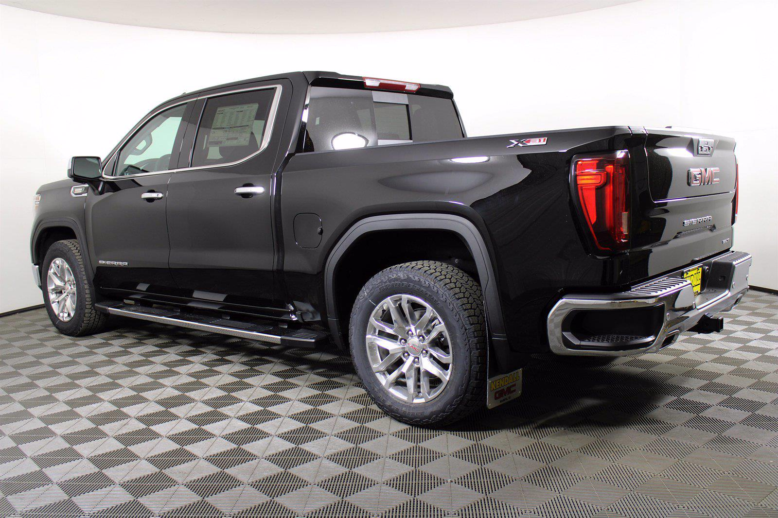2021 GMC Sierra 1500 Crew Cab 4x4, Pickup #D410596 - photo 1