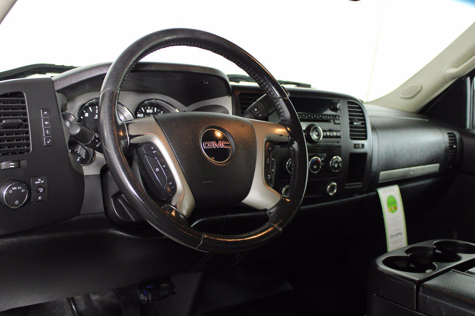 2011 GMC Sierra 1500 Crew Cab 4x4, Pickup #D410597A - photo 4