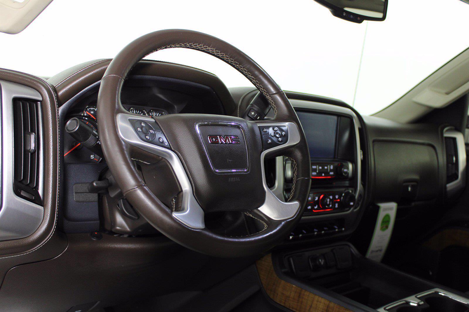 2016 GMC Sierra 2500 Crew Cab 4x4, Pickup #D410608A - photo 10