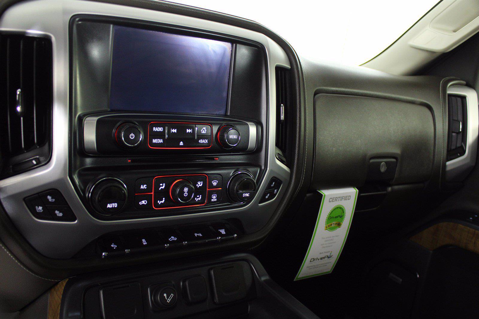2016 GMC Sierra 2500 Crew Cab 4x4, Pickup #D410608A - photo 12