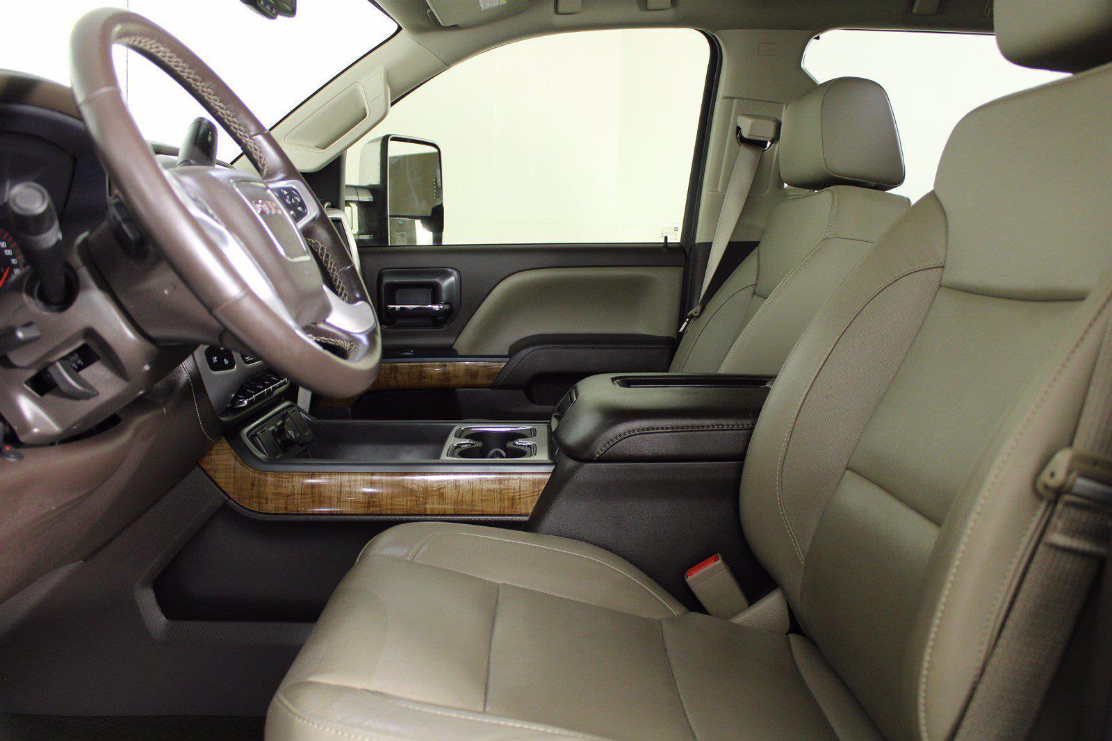 2016 GMC Sierra 2500 Crew Cab 4x4, Pickup #D410608A - photo 15
