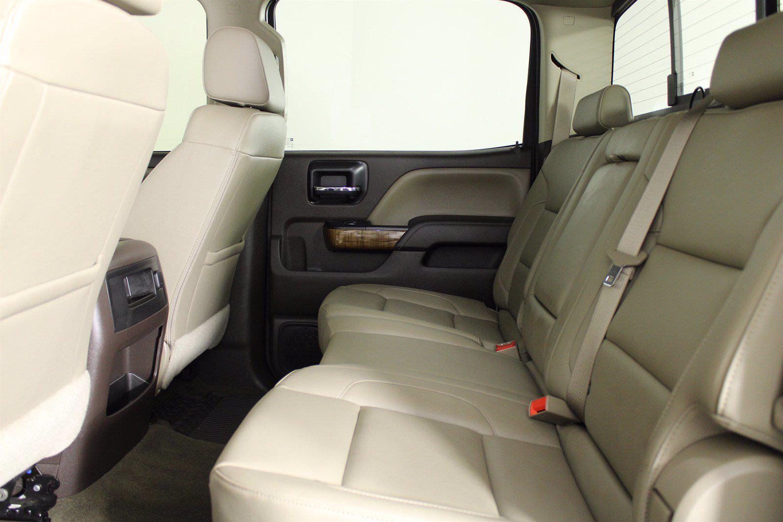 2016 GMC Sierra 2500 Crew Cab 4x4, Pickup #D410608A - photo 16