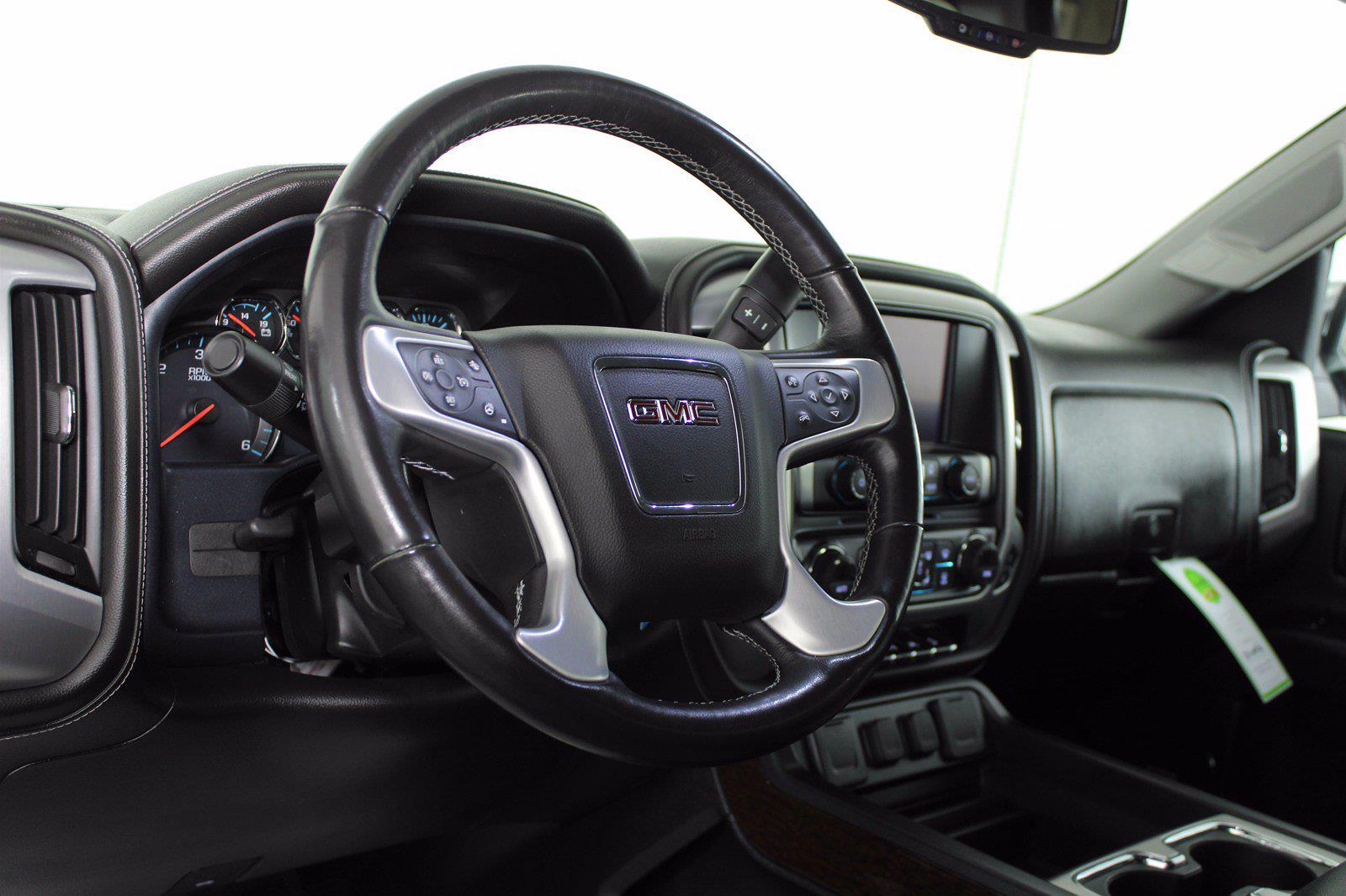 2018 GMC Sierra 1500 Crew Cab 4x4, Pickup #D410634A - photo 10