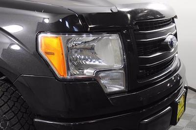 2014 Ford F-150 SuperCrew Cab 4x4, Pickup #D410696A - photo 4