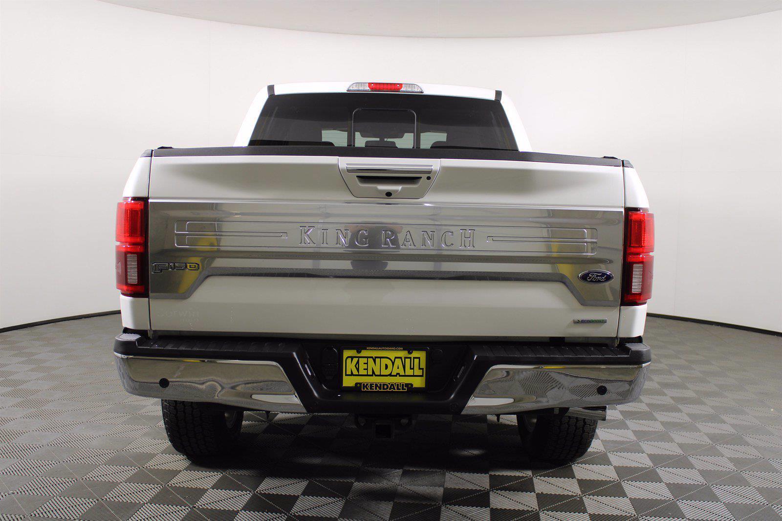 2020 Ford F-150 SuperCrew Cab 4x4, Pickup #D410717A - photo 5