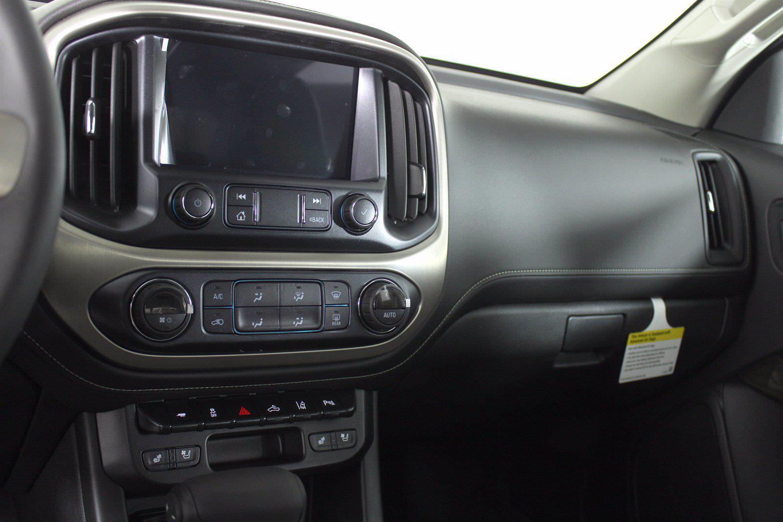2021 GMC Canyon Crew Cab 4x4, Pickup #D410719 - photo 10