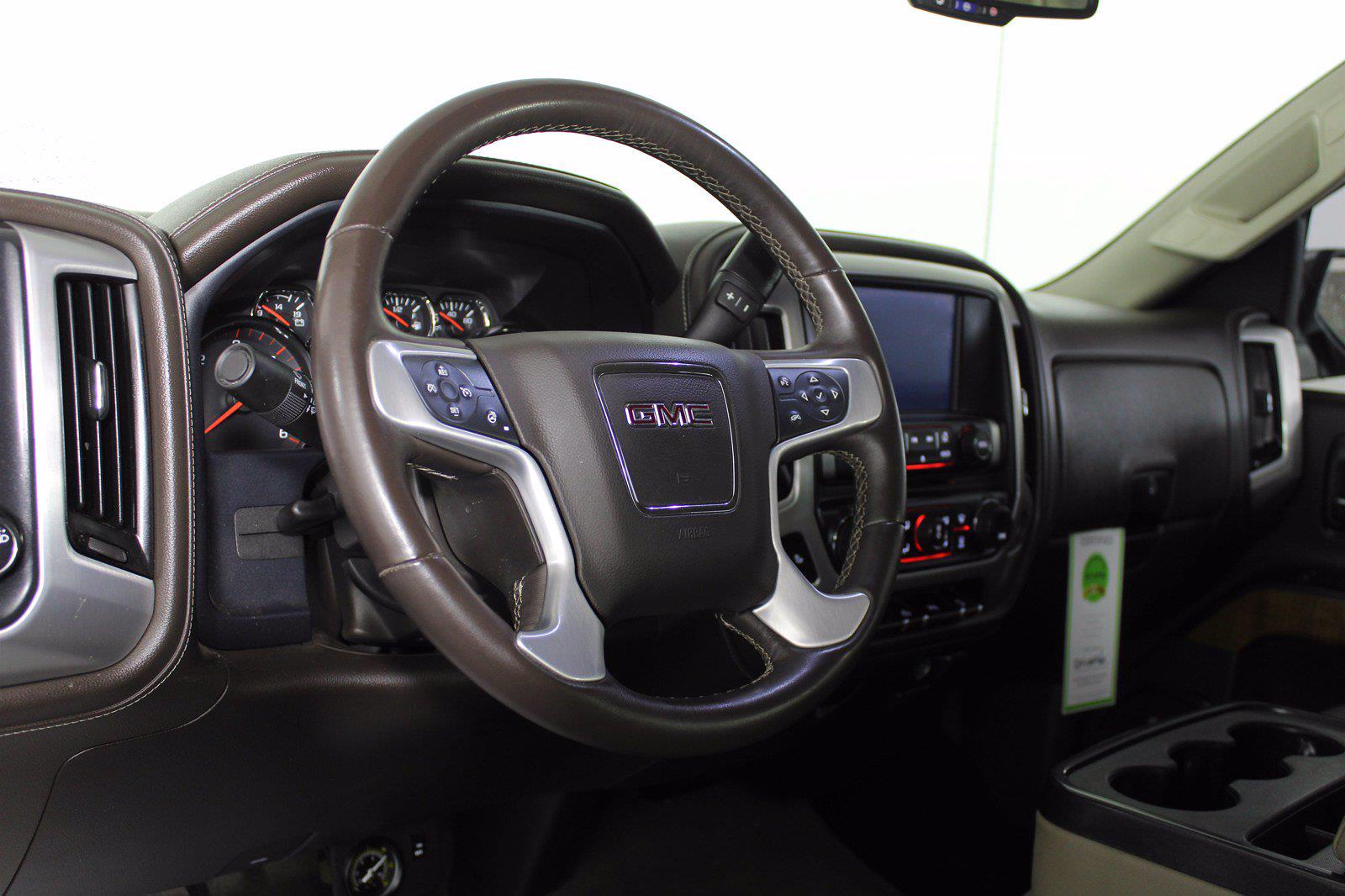 2015 GMC Sierra 1500 Crew Cab 4x4, Pickup #D410747A - photo 3