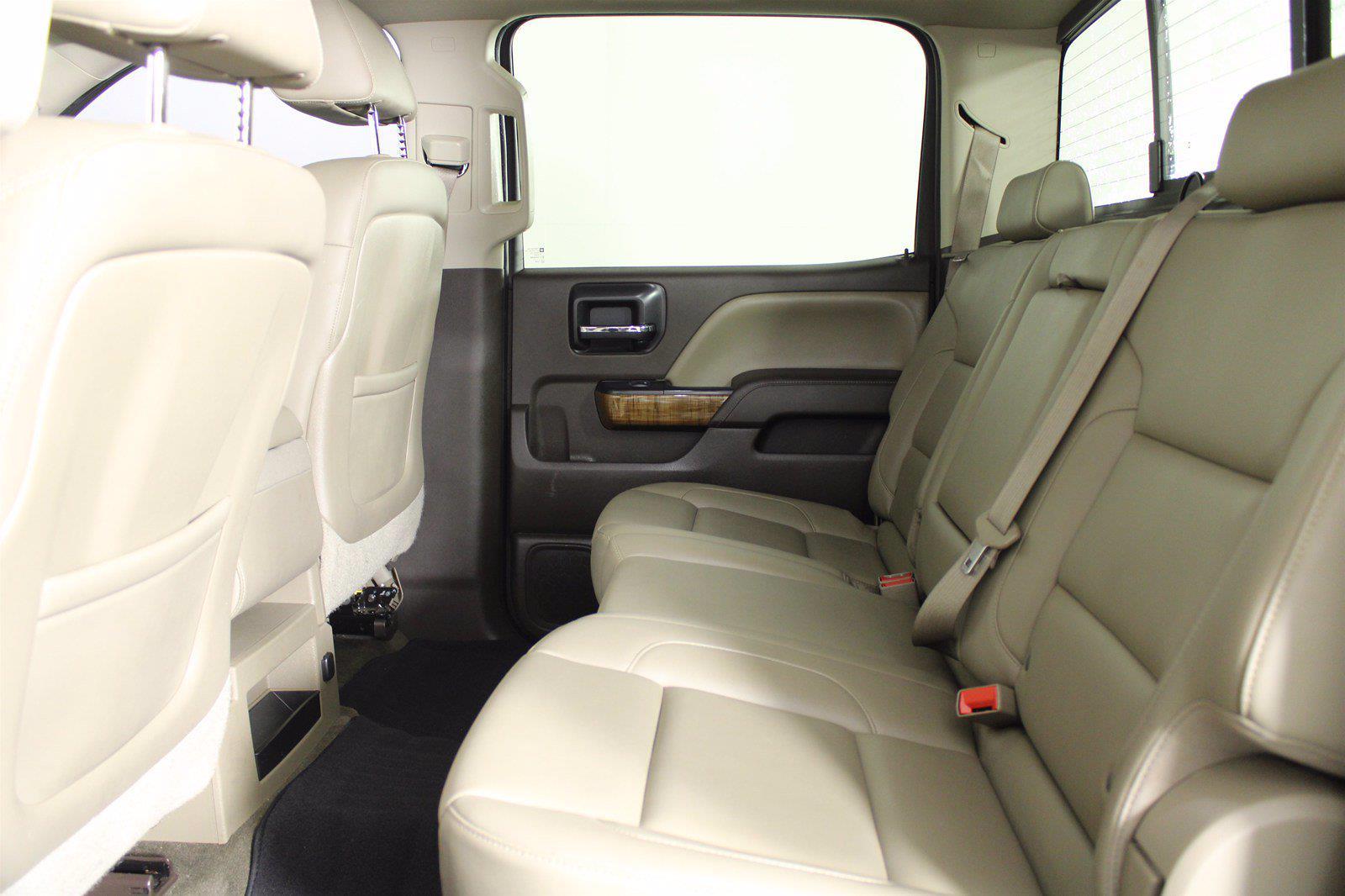 2015 GMC Sierra 1500 Crew Cab 4x4, Pickup #D410747A - photo 6