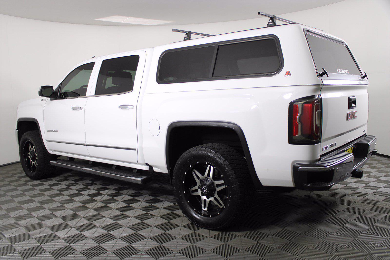 2018 GMC Sierra 1500 Crew Cab 4x4, Pickup #D410823A - photo 15