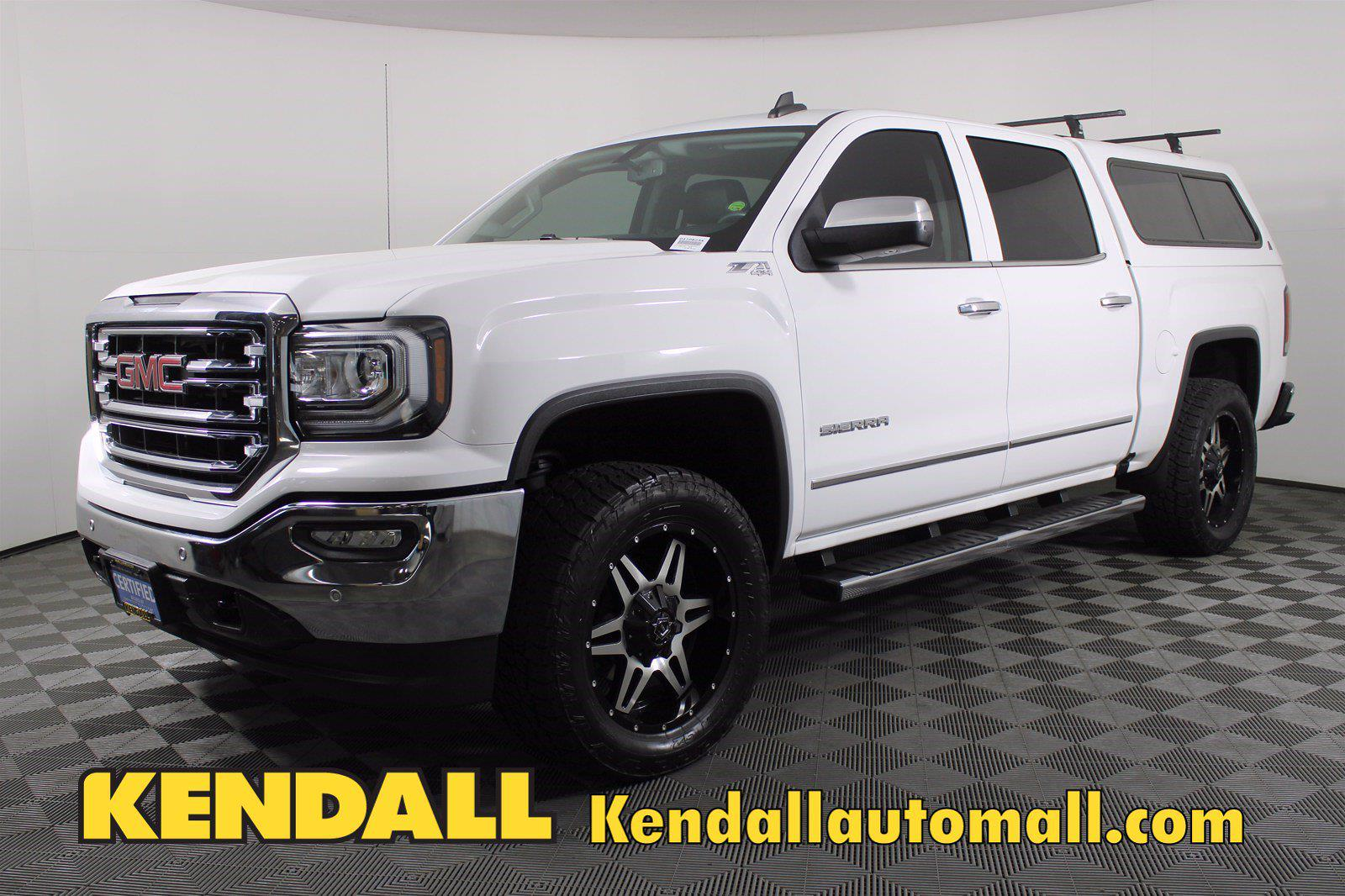 2018 GMC Sierra 1500 Crew Cab 4x4, Pickup #D410823A - photo 2