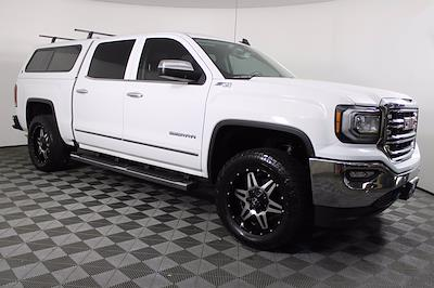 2018 GMC Sierra 1500 Crew Cab 4x4, Pickup #D410823A - photo 4