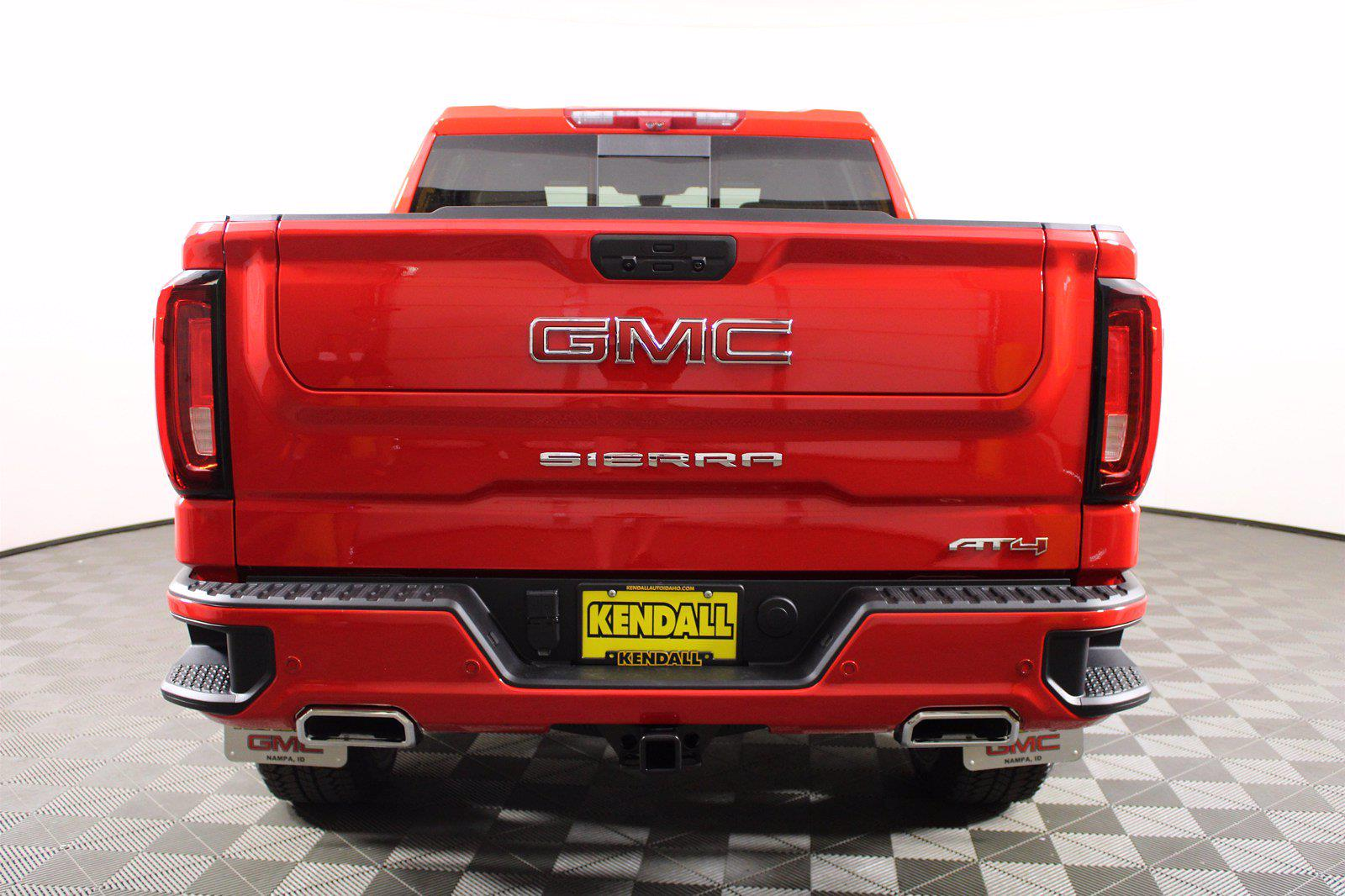 2021 GMC Sierra 1500 Crew Cab 4x4, Pickup #D410846 - photo 8
