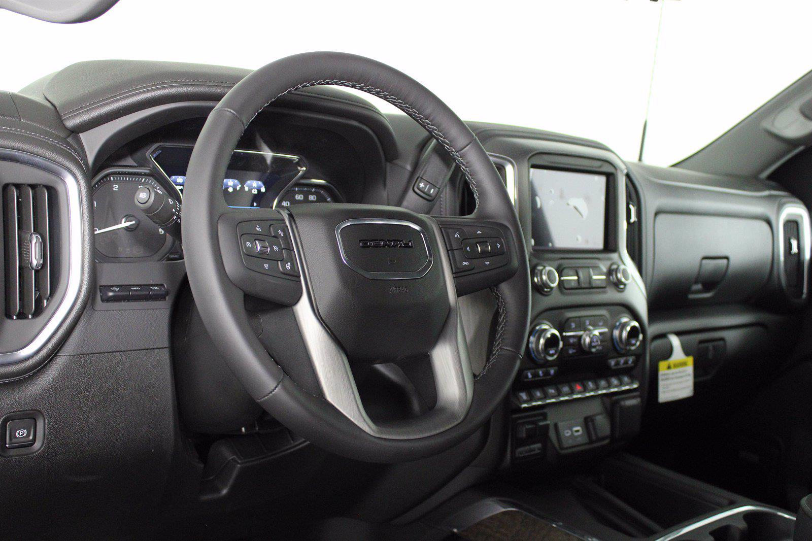 2021 GMC Sierra 2500 Crew Cab 4x4, Pickup #D410852 - photo 10