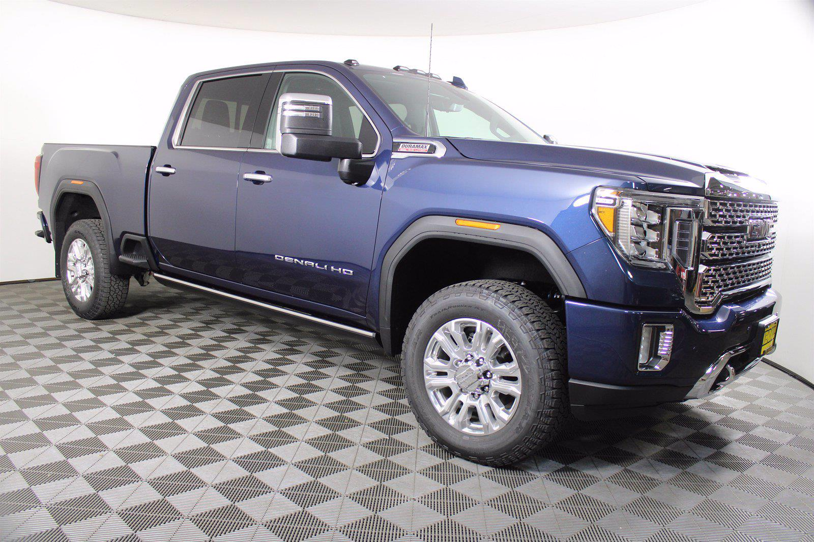 2021 GMC Sierra 2500 Crew Cab 4x4, Pickup #D410852 - photo 3