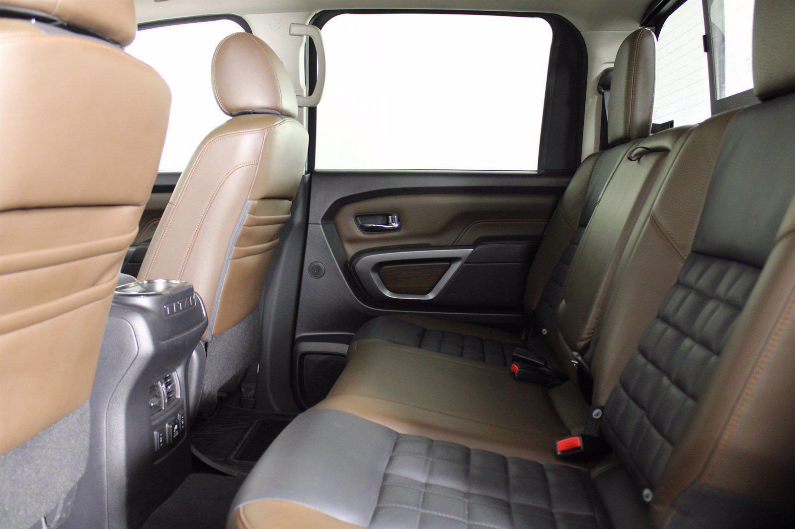 2016 Nissan Titan XD Crew Cab 4x4, Pickup #D410876B - photo 14