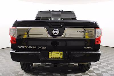 2016 Nissan Titan XD Crew Cab 4x4, Pickup #D410876B - photo 7