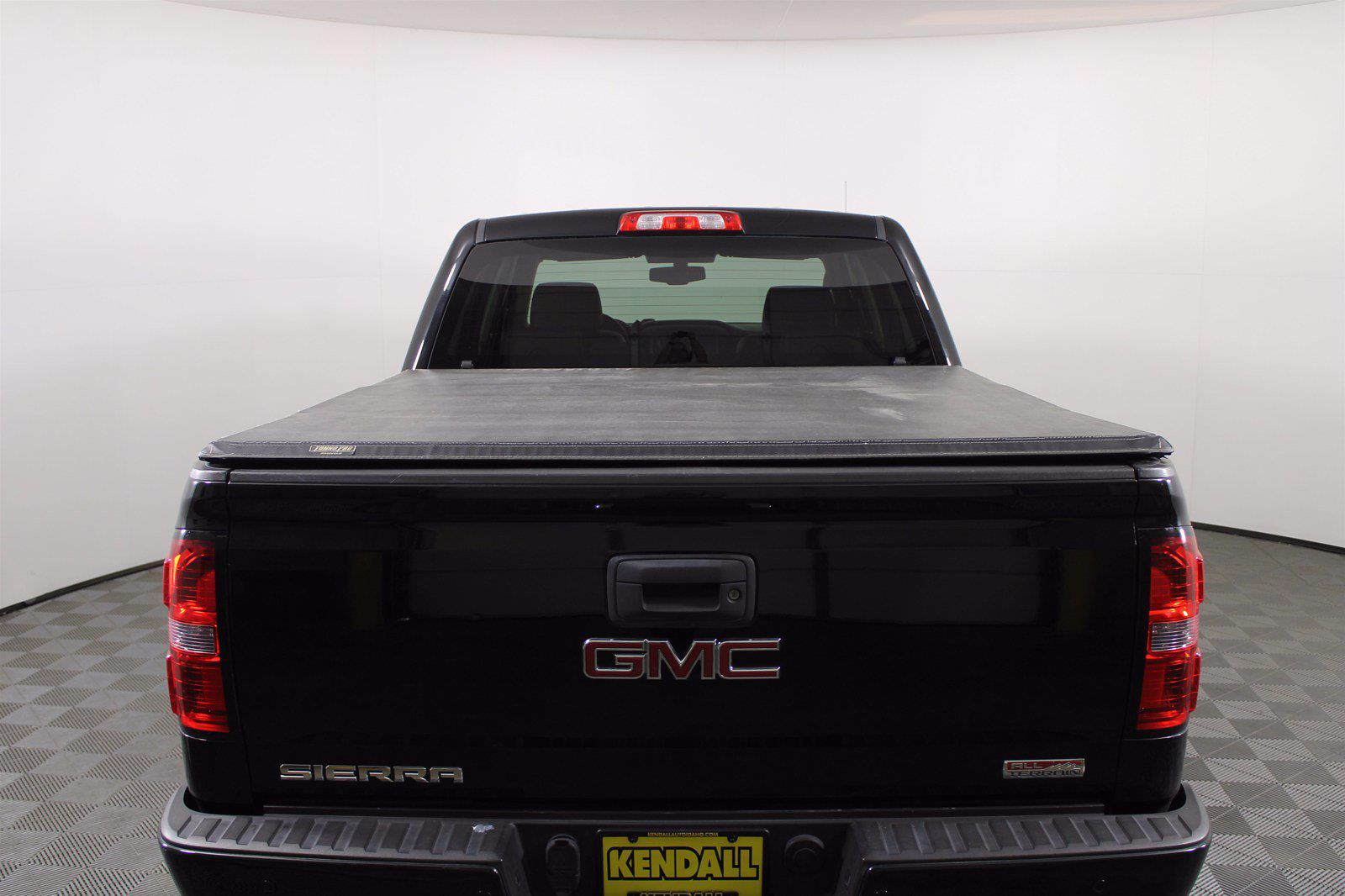 2014 GMC Sierra 1500 Crew Cab 4x4, Pickup #D410918B - photo 9
