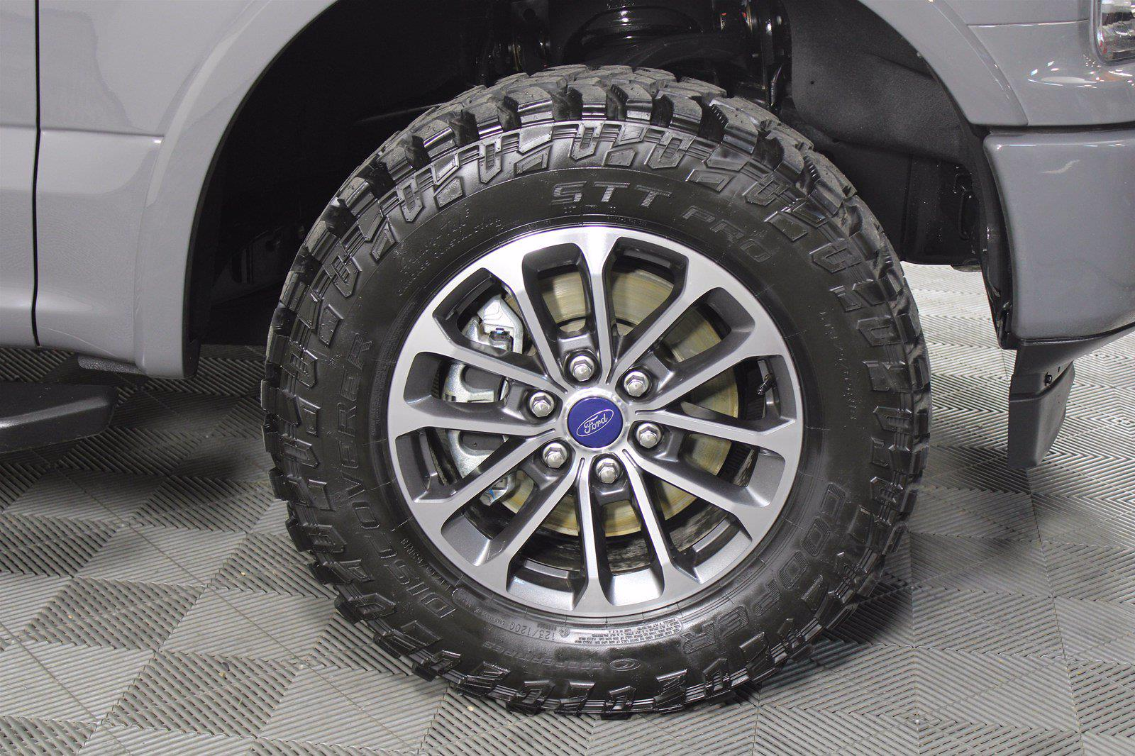 2020 Ford F-150 SuperCrew Cab 4x4, Pickup #D410959A - photo 2
