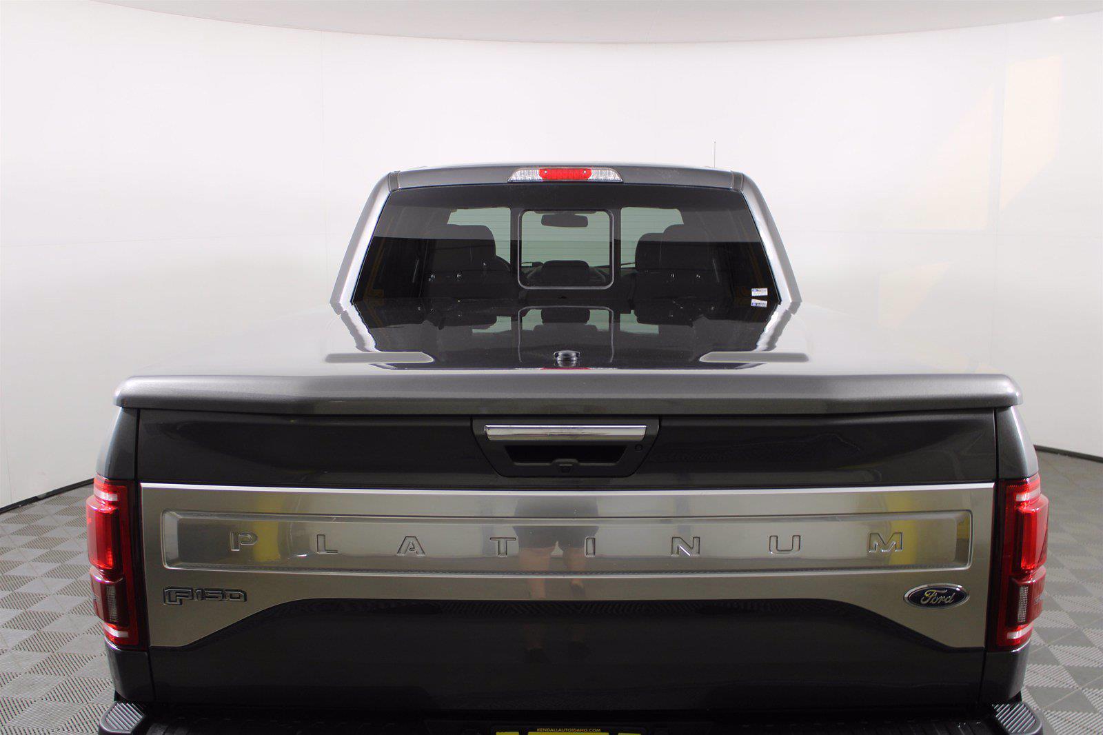 2015 Ford F-150 SuperCrew Cab 4x4, Pickup #D410971A - photo 2