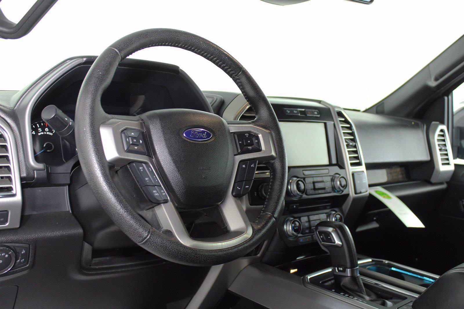 2015 Ford F-150 SuperCrew Cab 4x4, Pickup #D410971A - photo 16