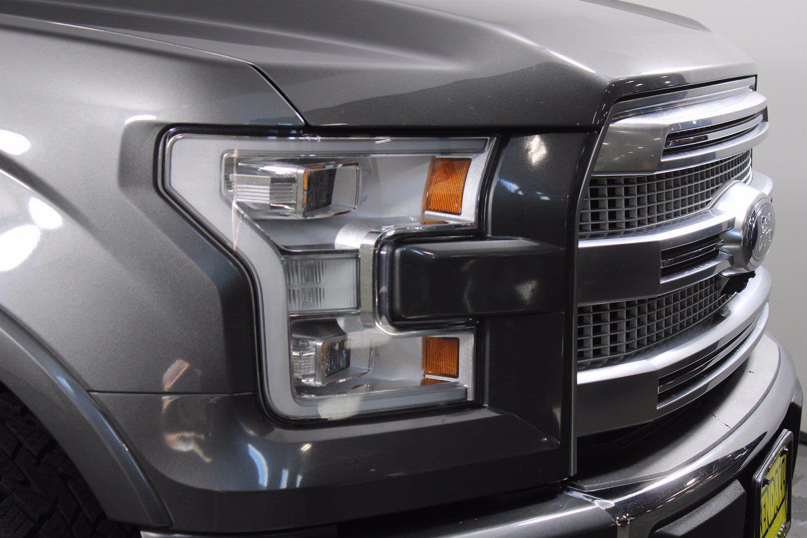 2015 Ford F-150 SuperCrew Cab 4x4, Pickup #D410971A - photo 15