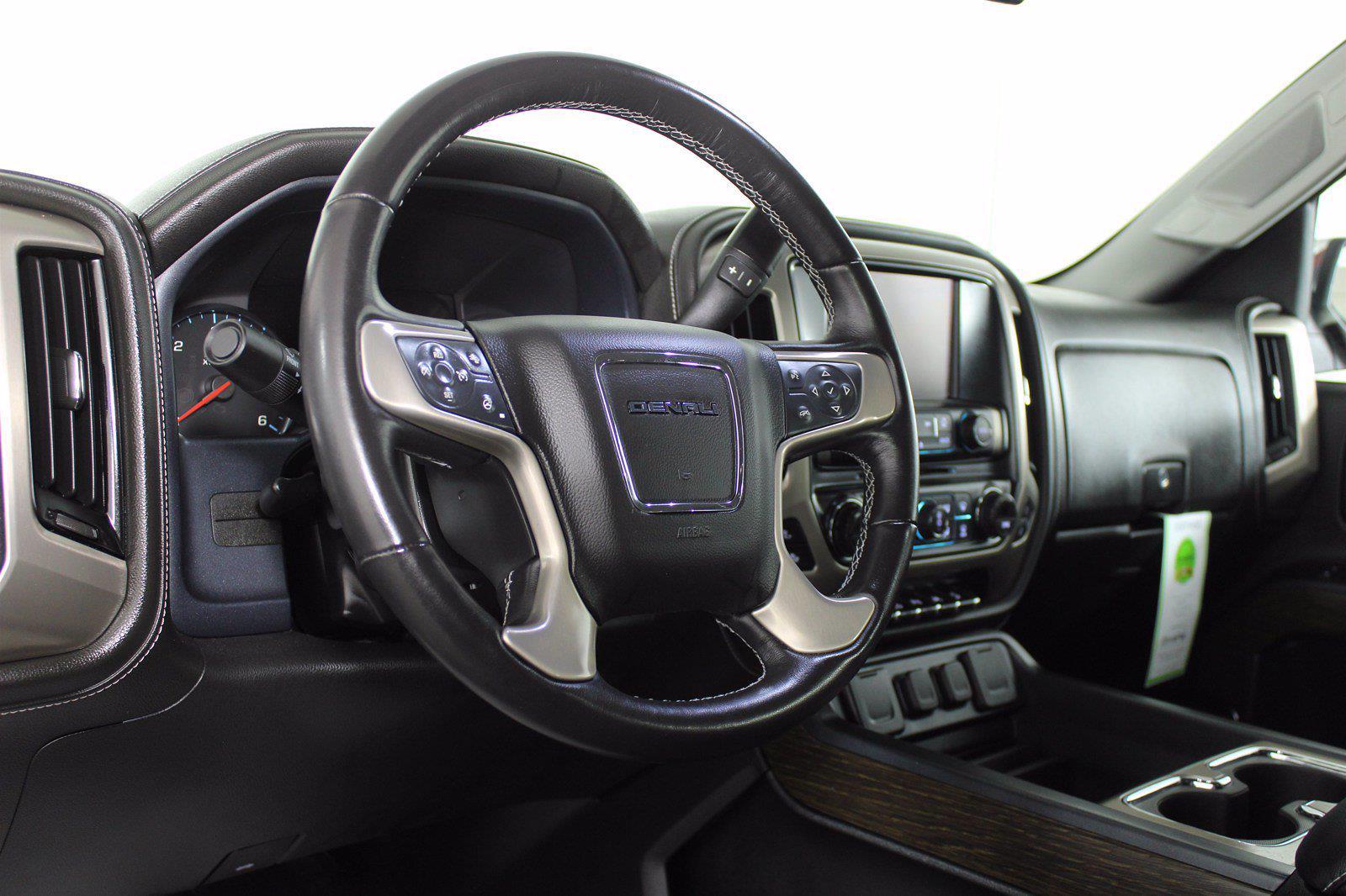 2018 GMC Sierra 1500 Crew Cab 4x4, Pickup #D410973A - photo 6