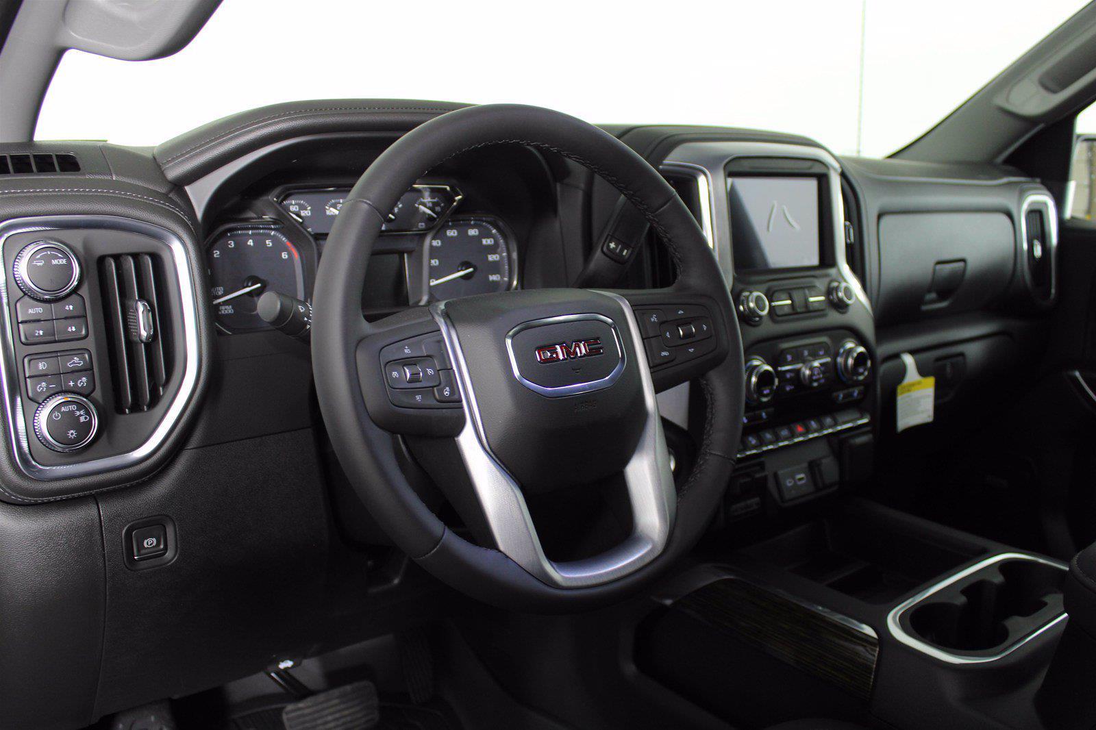 2021 GMC Sierra 1500 Crew Cab 4x4, Pickup #D410987 - photo 9