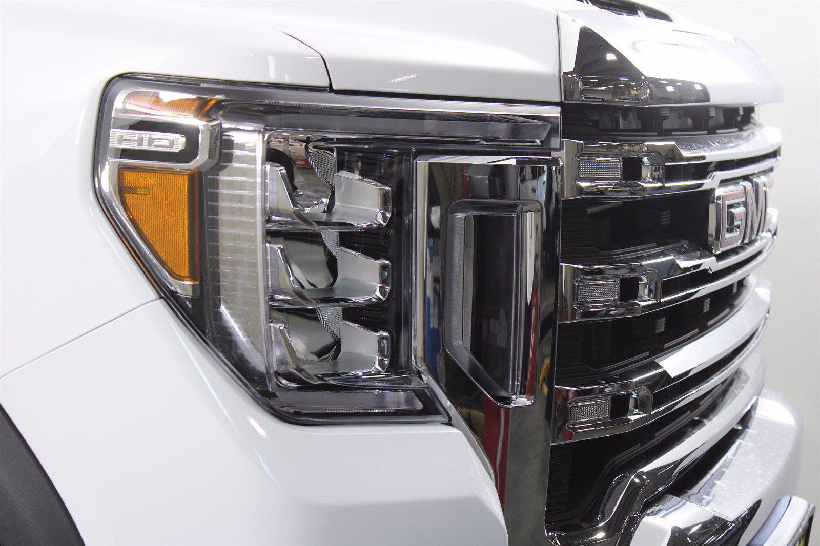 2021 GMC Sierra 2500 Regular Cab 4x4, Pickup #D411028 - photo 5