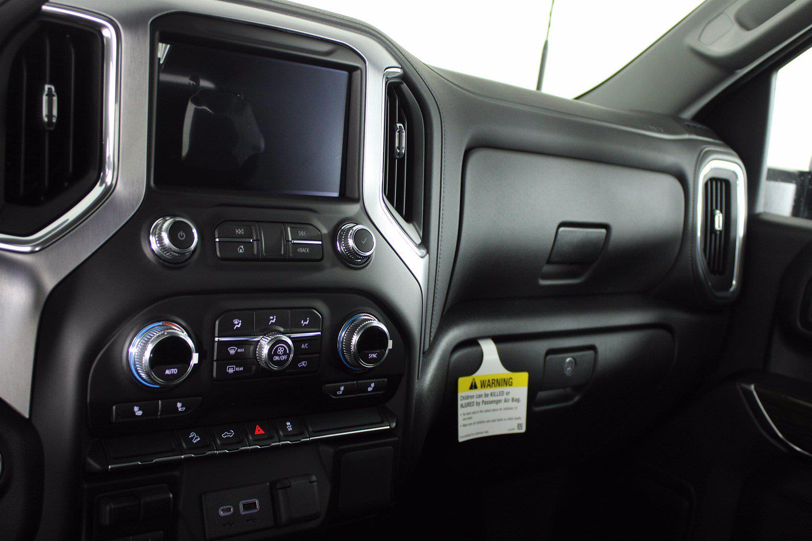 2021 GMC Sierra 2500 Regular Cab 4x4, Pickup #D411028 - photo 12
