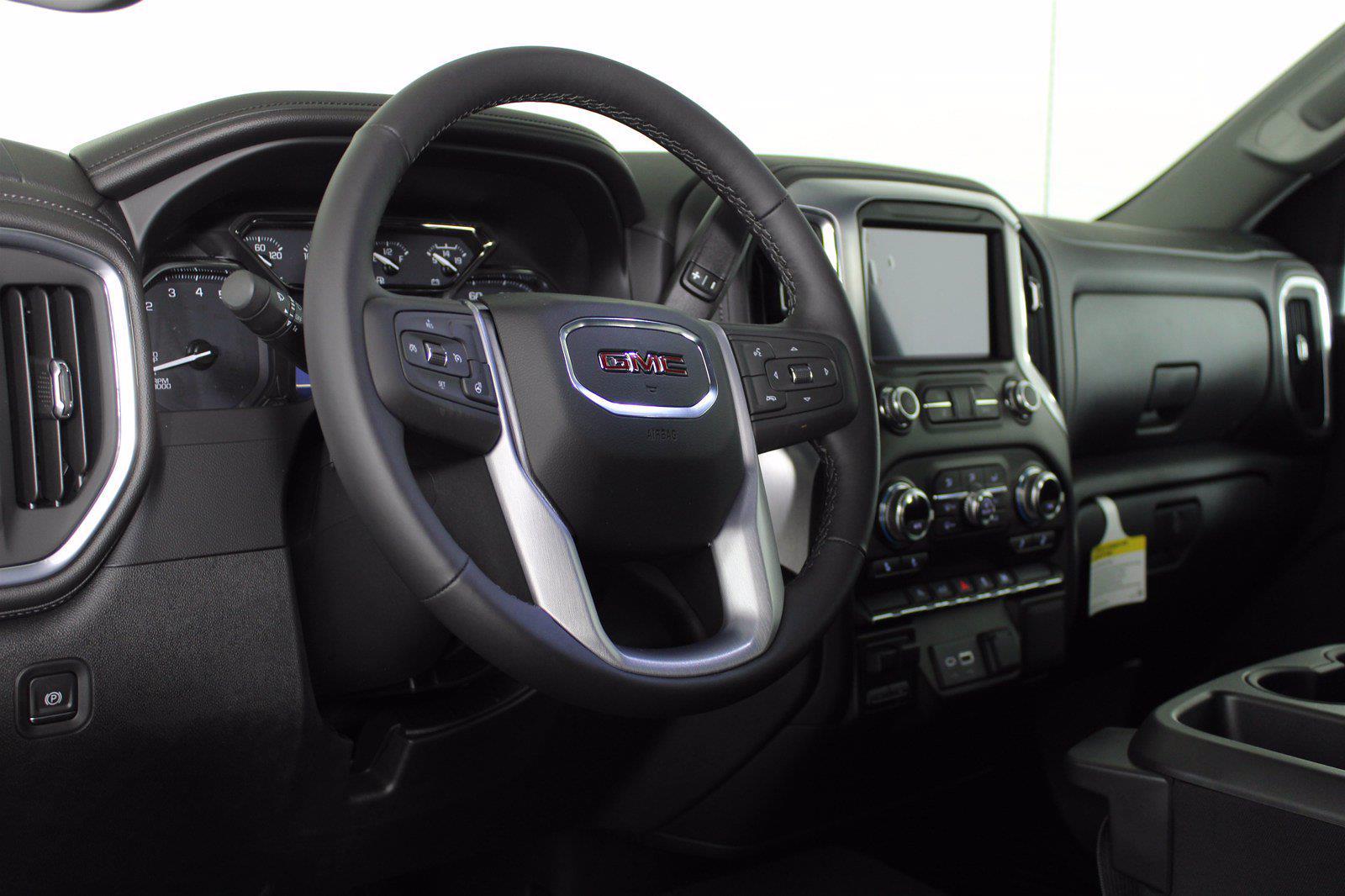 2021 GMC Sierra 1500 Crew Cab 4x4, Pickup #D411035 - photo 10