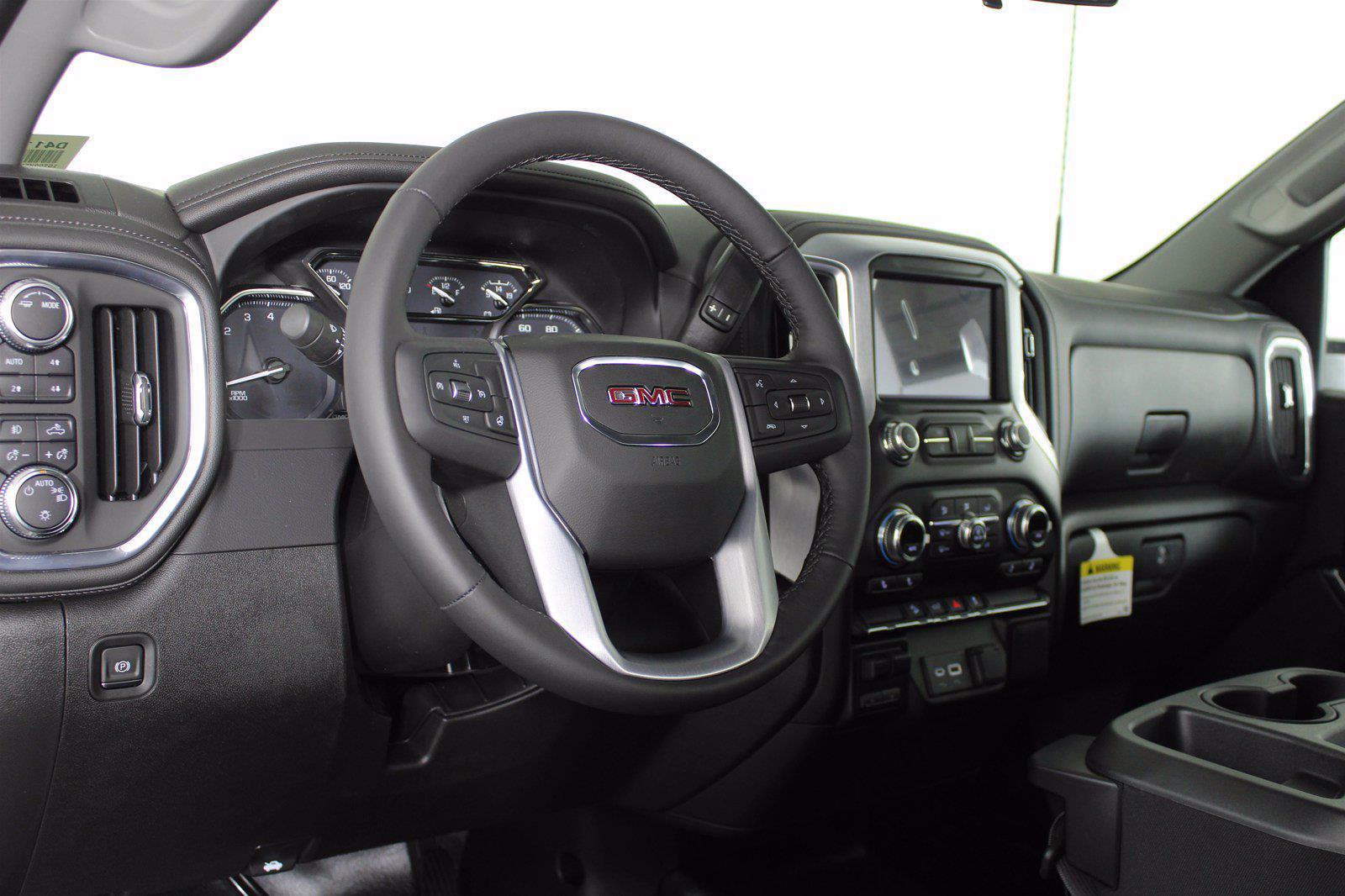 2021 GMC Sierra 2500 Regular Cab 4x4, Pickup #D411067 - photo 9