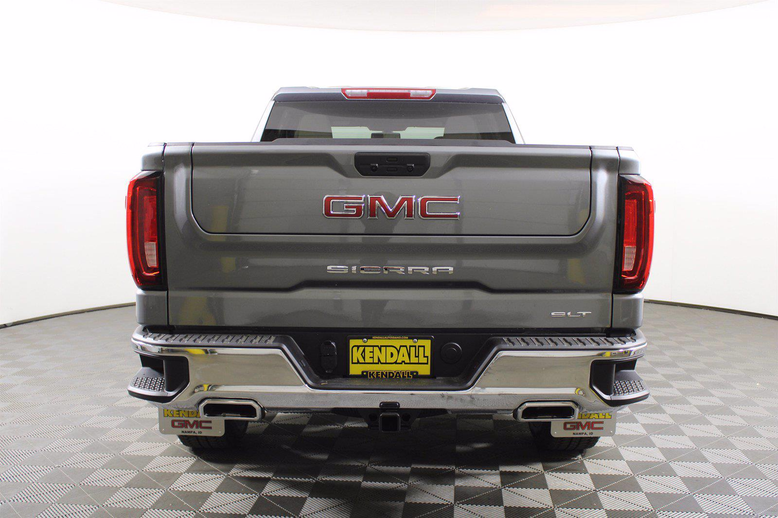 2021 GMC Sierra 1500 Crew Cab 4x4, Pickup #D411070 - photo 8