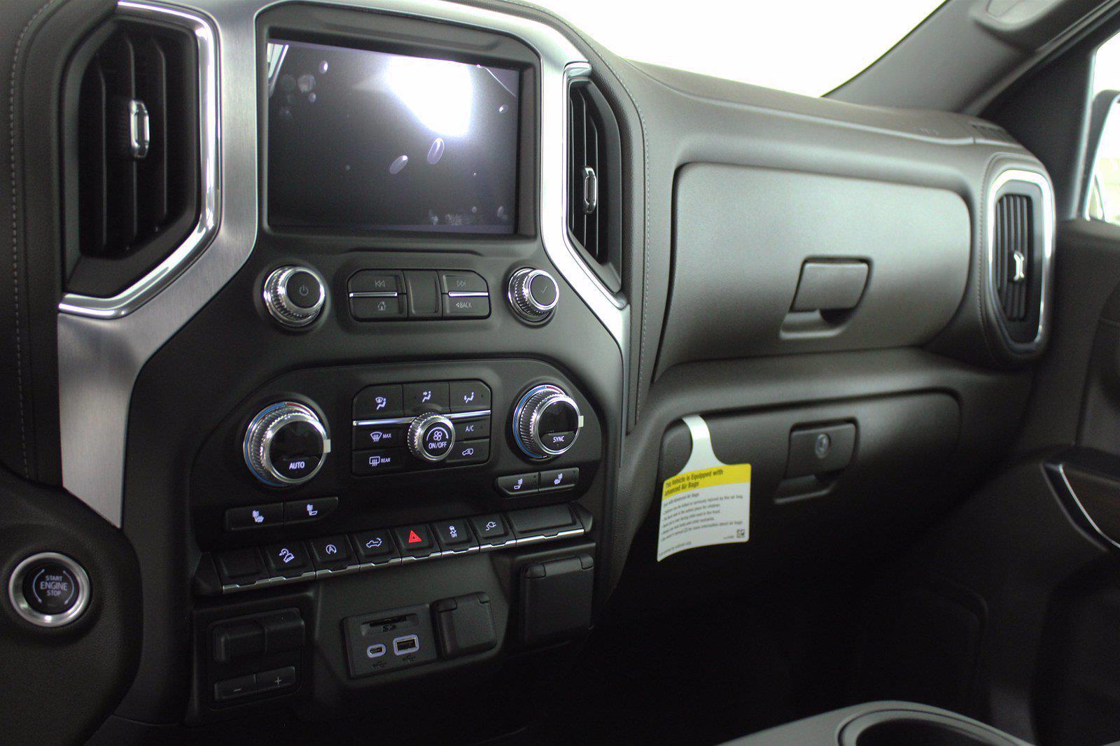 2021 GMC Sierra 1500 Crew Cab 4x4, Pickup #D411070 - photo 12