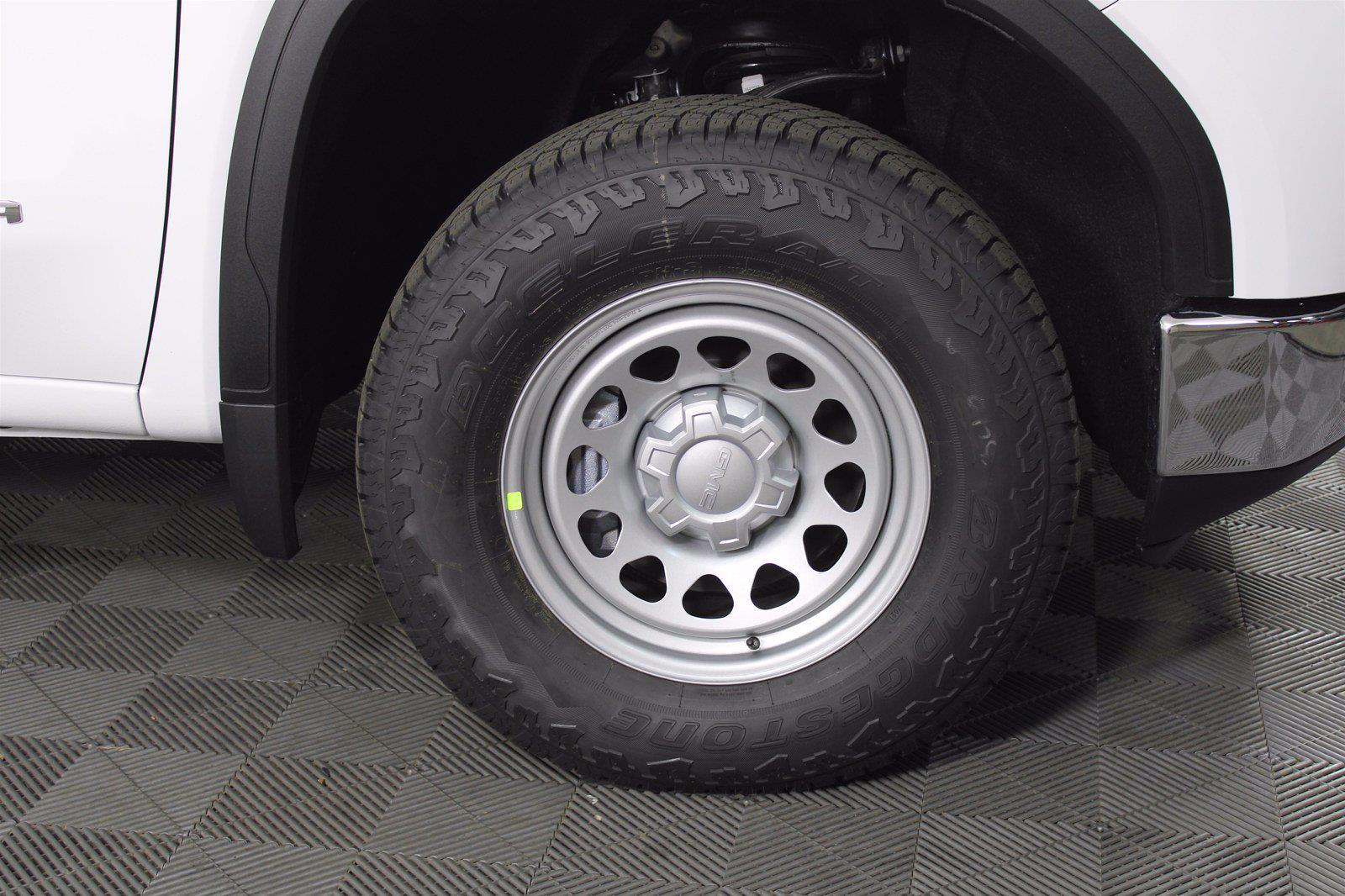 2021 GMC Sierra 1500 Regular Cab 4x4, Pickup #D411083 - photo 5