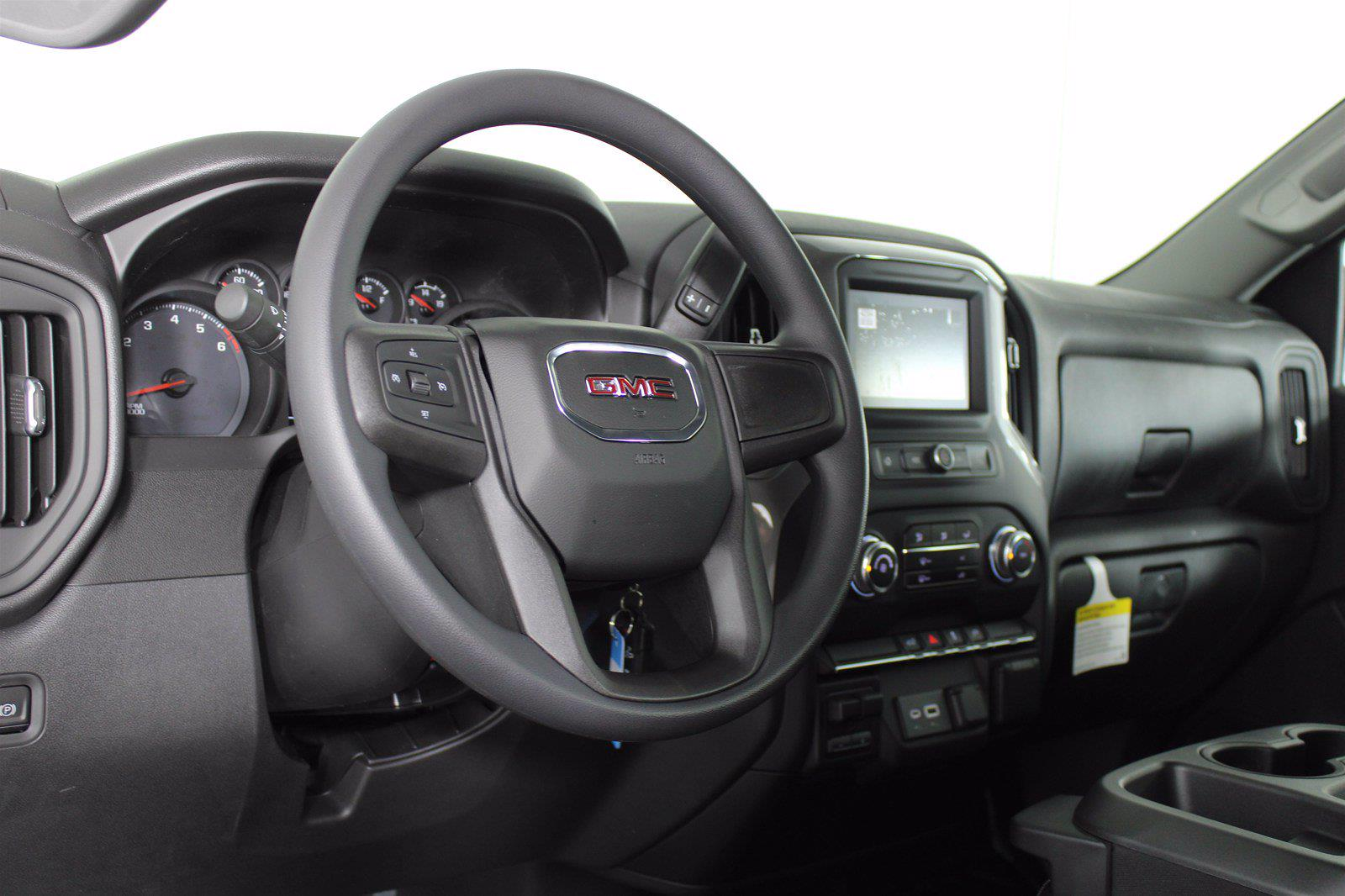 2021 GMC Sierra 1500 Regular Cab 4x4, Pickup #D411083 - photo 9