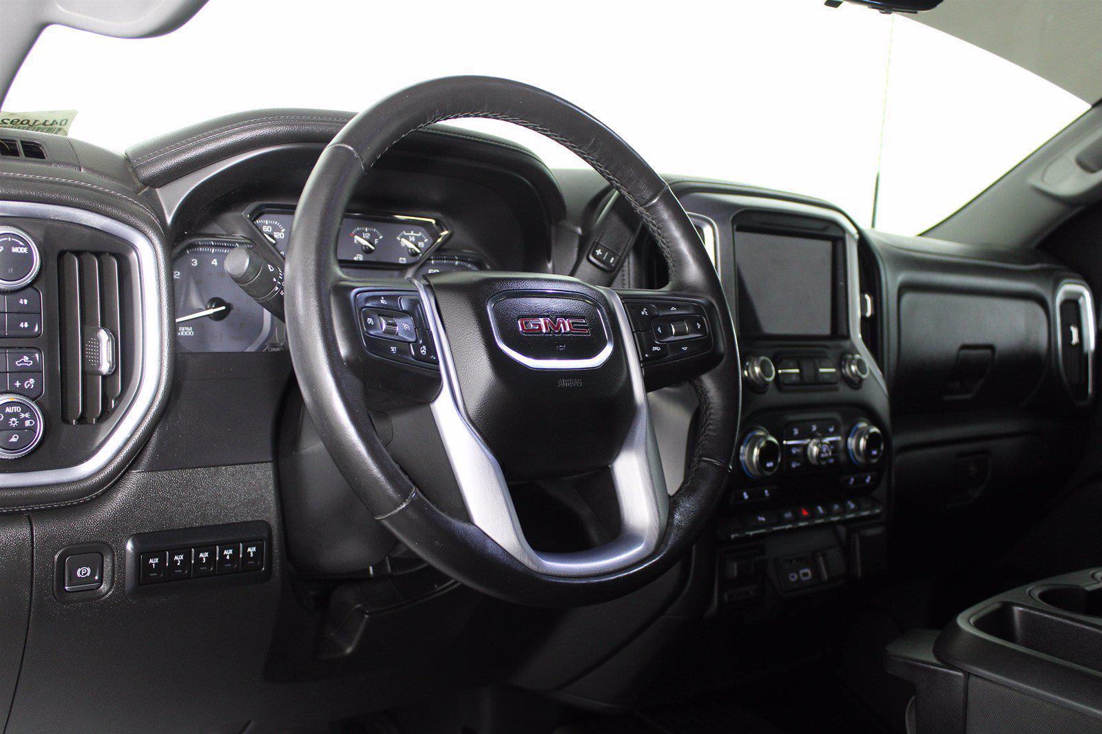 2020 Sierra 2500 Crew Cab 4x4,  Pickup #D411092A - photo 10