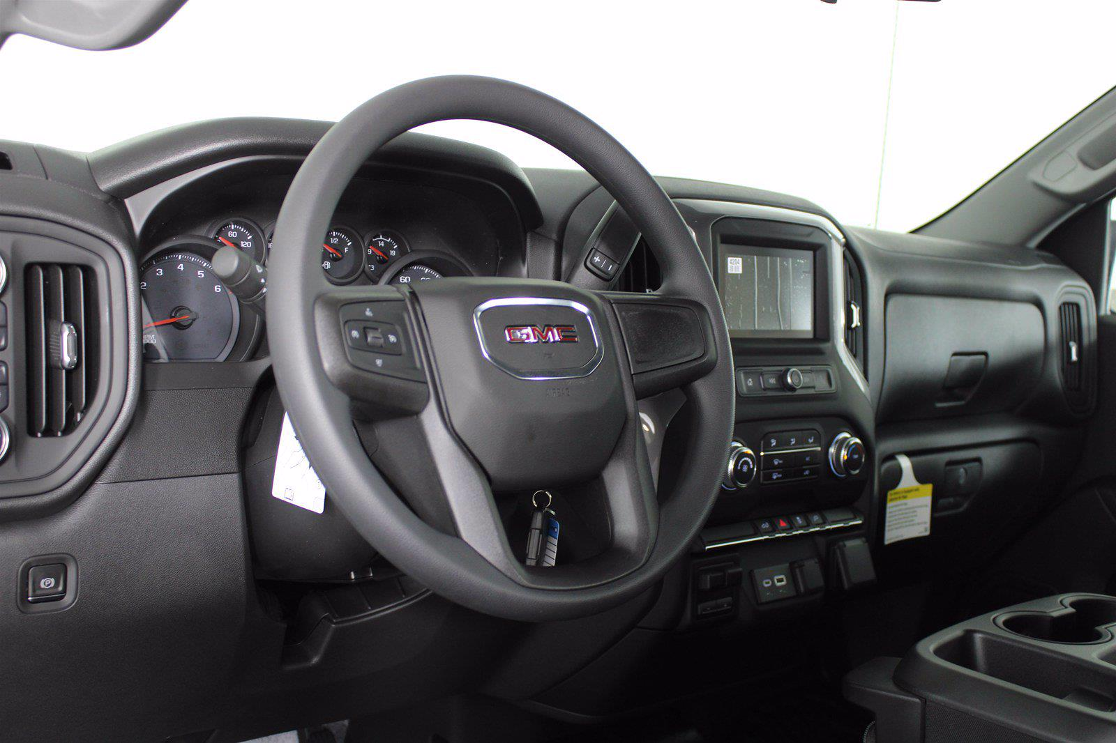 2021 GMC Sierra 1500 Regular Cab 4x4, Pickup #D411131 - photo 10