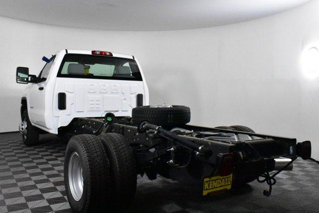 2018 Sierra 3500 Regular Cab DRW 4x4,  Cab Chassis #D480515 - photo 2