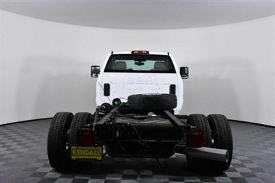2018 Sierra 3500 Regular Cab DRW 4x4, Cab Chassis #D480516 - photo 6