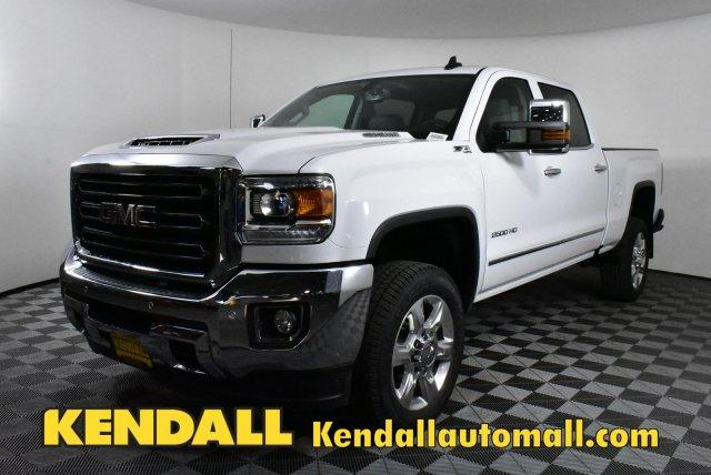 2019 Sierra 2500 Crew Cab 4x4,  Pickup #D490697 - photo 1