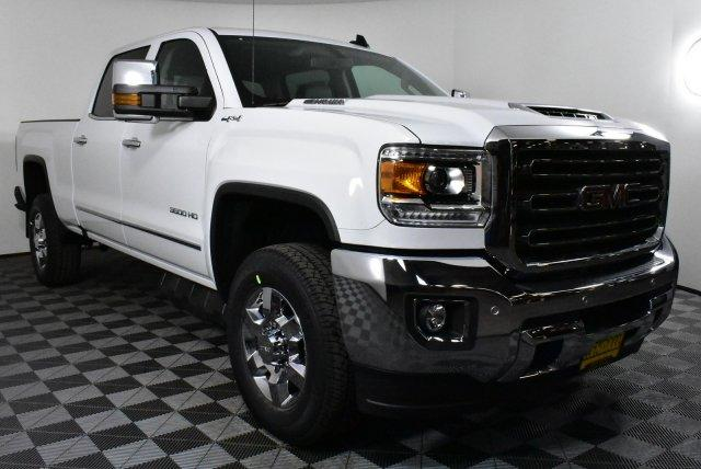 2019 Sierra 3500 Crew Cab 4x4,  Pickup #D490710 - photo 4