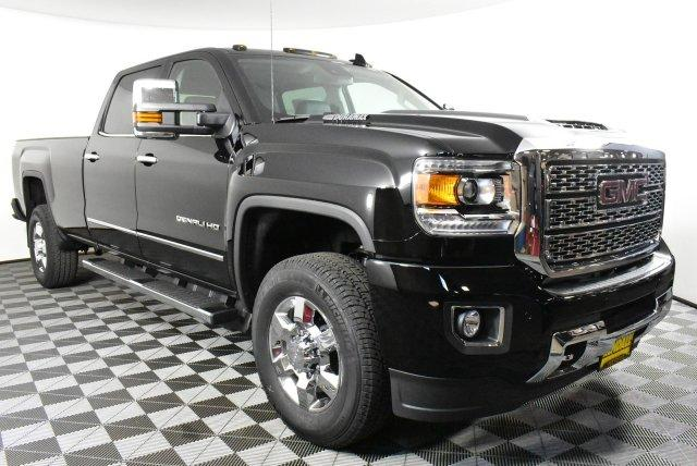 2019 Sierra 3500 Crew Cab 4x4,  Pickup #D490737 - photo 4