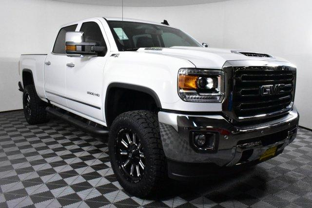 2019 Sierra 2500 Crew Cab 4x4,  Pickup #D490854 - photo 4