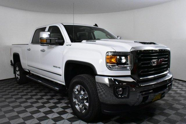 2019 Sierra 3500 Crew Cab 4x4,  Pickup #D490855 - photo 4