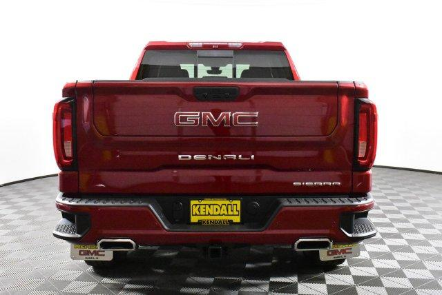 2019 Sierra 1500 Crew Cab 4x4,  Pickup #D491158 - photo 8